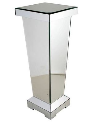 Classic Mirror Pedestal Stand