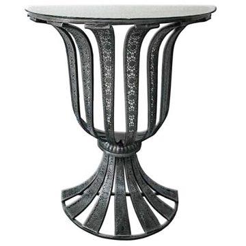 Metal Hallway Table