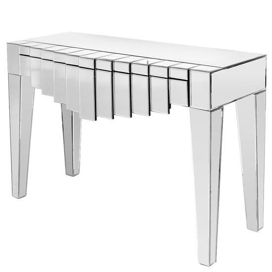Piana Mirrored Manhatten Table
