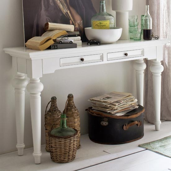 Provence Hallway Table