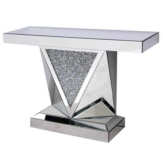 Windon Mirror Hall Table